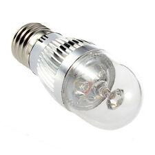 Bombilla Led 9W 3x3W E27 220V Blanco Calido Luz Calida de Bajo Consumo 4116