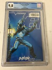 Uncanny X-men 395 Variant Cover Barry Windsor Smith Bws Cgc 9.8 White Pages