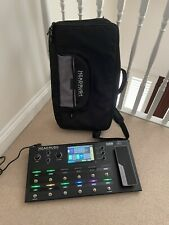More details for headrush pedalboard - amp modeller and multi effect unit and gigbag