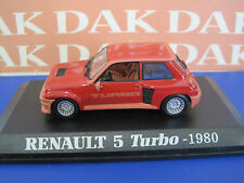 Die cast 1/43 Renault 5 turbo 1980