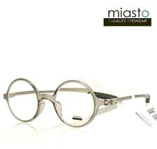 (2 PAIRS) TR90 MIASTO FLEXIBLE & LIGHT READER READING GLASSES+2.00 LENNON ROUND
