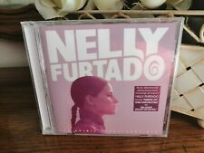 The Spirit Indestructible by Nelly Furtado (CD, Sep-2012, Interscope (USA)) NEW