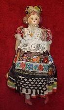 Puppe,handgenäht,Ungarn,19. Jahrhundert,antik