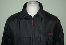 Lee Cooper Quilted Bomber Jacket Large Navy//Royal Brand new /& labelled £25.00