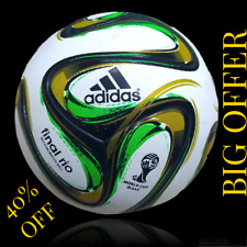 BRAZUCA RIO BALL WORLD CUP 2014 BRAZIL ADIDAS SOCCER BALL ADIDAS SIZE 5-BY AFORE