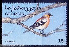 Common Chaffinch, Birds, Georgia 1996 MNH -( C27)