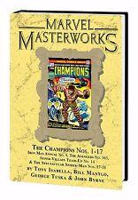 Marvel Masterworks 229 The Champions by Isabella Mantlo Tuska & more HC 2016 OOP