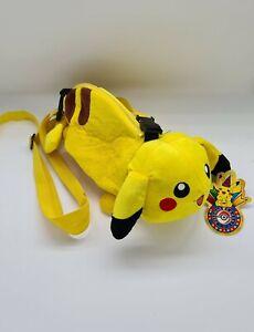 Pikachu Bag/Purse - Pokemon Center Japan 10th Anniversary Tagged - 30cm