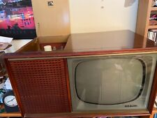 RCA VICTOR 45 PLAYER/TV COMBO