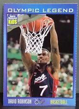 David Robinson card Olympic Legend Sports Illustrated for Kids