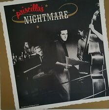 PRISCILLA'S NIGHTMARE Self Titled LP RARE 1989 Aus Press L28031 NM/EX