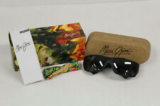 Maui Jim Men's Sunglasses Wassup Polarized Matte Black/Grey