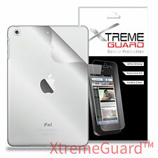 XtremeGuard BACK ONLY Screen Protector For Apple iPad Mini 2 W/Retina Display