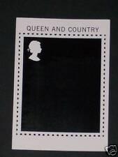 Steve McQueen-Queen et pays carte postale MINT