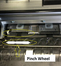 Pinch Wheel Rollers - HP 5000 5500 5000ps 5500 ps Designjet Printer