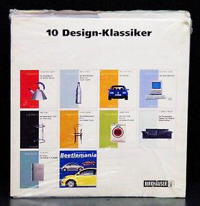 10 Design - Klassiker  Graves, Grey, Blaisdell, Thonet, Möller, Macintosh, Loewy