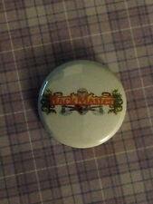 "HACKMASTER LOGO 1"" pin button - kenzer co Dungeons & Dragons - Buy 2 Get 1 Free"