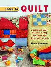 Learn to Quilt, New, Books, mon0000133745