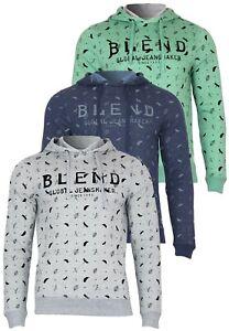 Blend of America Sweatshirt mit Kapuze Hood   Design Pullover Freizeit Sport