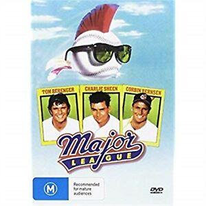 Major League - Tom Berenger, James Gammon - New Sealed Worldwide All Region DVD