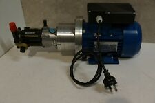 CAT HIGH PRESSURE 500 PSI PUMP 1LX125  PLUNGER PUMP fitted to 240v Motor all NEW