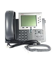 CISCO 7962G Unified IP Phone VoIP Phone PoE Business Telephone (CP-7962G)