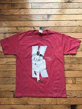 Chris Sale White Sox K Zone T-shirt Youth L- 2016 Season Red bx24