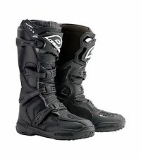 Oneal 2017 Element Offroad Motocross Boots Mens Black - Size US 9 - 0322-109