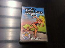 Top roller msx cassette on