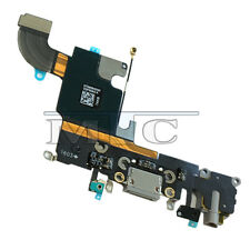 Dock Connector grey Ladebuchse Audio Microfon Antenne Flex iPhone 6S grau (212)