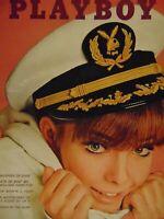 Playboy August 1966 | Susan Denberg  #2333