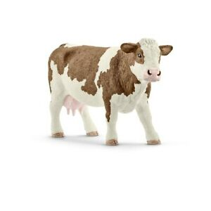 Schleich Farm World - Simmental Cow