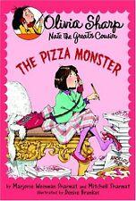 The Pizza Monster (Olivia Sharp: Agent for Secrets