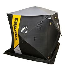 2188 Frabill Hq200 Hub Non-Insulated 2 - 3 Man Ice Shelter