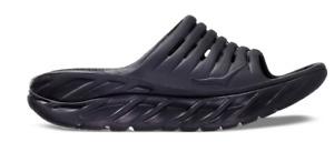 MENS 2019 HOKA ONE ONE Ora Recovery Slide Black Sandals Slides Athletic