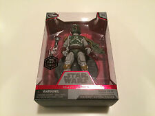Boba Fett Disney Store Exclusive Elite Series Diecast Star Wars Action Figure