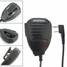 Baofeng Dual Band UHF Radio Speaker Mic for UV-5R BF-F8+ BF-F9 UV-82 UV-5RA UK