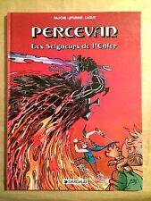 PERCEVAN - T7 : Les seigneurs de l'enfer - EO