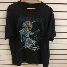 Vintage Metallica Doris Shirt 2003 Size Xl