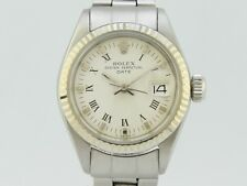 Rolex Oyster Perpetual Date Automatic Steel Lady 6917