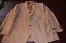 NWT MSRP $598 BROOKS BROTHERS Blazer Jacket Sport Coat 44 Reg Wool Blend