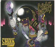 NightSatan ~ Midnight Laser Warrior CD 2010 Solina Records