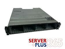 """Dell PowerVault Md3220 24 Bay 2.5"""" Dual Md32 Controller Sas 6Gb/s 4Port N98Mp"""