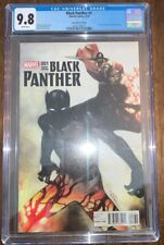 Black Panther #1 2016 CGC 9.8 Oliver Coipel Variant