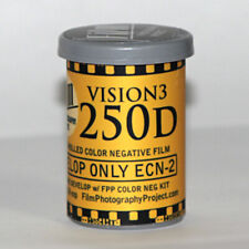 35mm Film - Kodak Vision 3 - 250D (for your 35mm still camera)