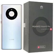 BNIB Huawei Mate 40 Pro 5G Dual-SIM NOH-NX9 Silver 256GB Factory Unlocked GSM