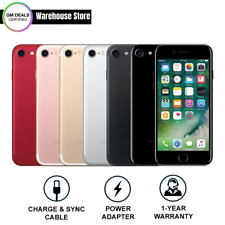 Apple iPhone 7 🍎 GSM Unlocked T-Mobile AT&T Cricket Metro