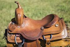 "15.5"" Stallion Cutting Saddle"