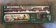 NEW Harris Holiday Holiday Village Express 1994 Musical Train Sound Effects NIB!