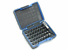 TEMO 36 pc Impact Ready Screwdriver Bit Set Kit with One Quick Release Chuck